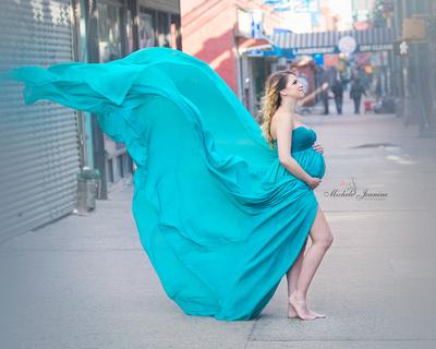 Urban Maternity | South Carolina | Michele Jeanine Photograpny